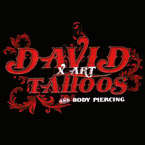 DAVID X - ART TATTOOS